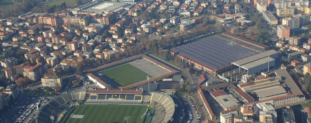 Bergamo cresce con lo sport In arrivo 255 nuovi alloggi