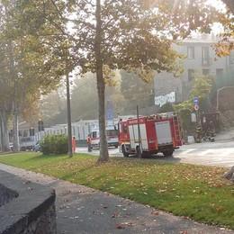 Incidente sul lavoro alla Fara In allerta il gruppo Fb «No Parking»