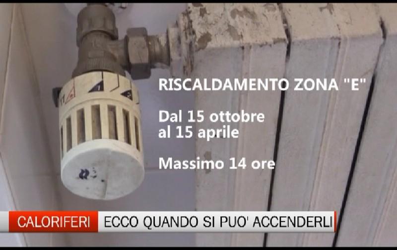 Ecco Quando Accendere I Caloriferi   Video Bergamo