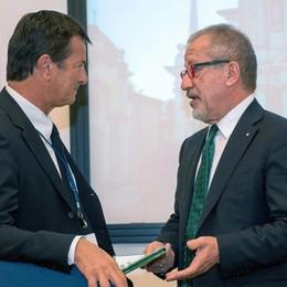 Gori e Maroni, botta e risposta su Referendum e Catalogna