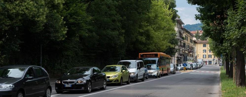 Ecco come evitare code e traffico Incidente a San Paolo d'Argon