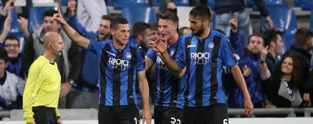 Europa League, Atalanta da numeri Solo 4 squadre hanno più punti