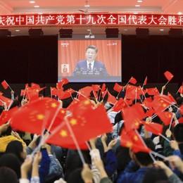 La potenza della Cina ora esce dal silenzio