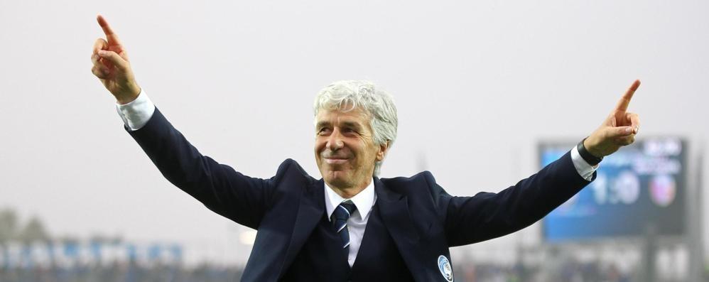 Gasperini: «Una vittoria importante Abbiamo dimostrato di essere maturi»