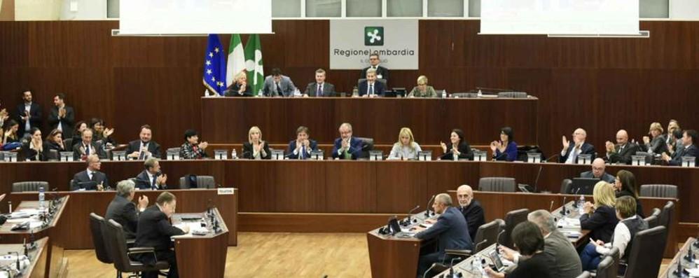 «Autonomia su tutte le materie» Maroni in aula dopo il referendum