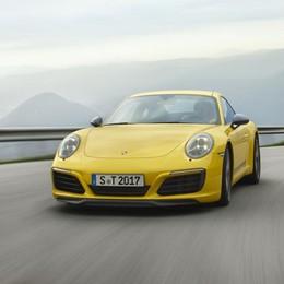 Porsche 911 Carrera T  Prestazioni e piacere di guida