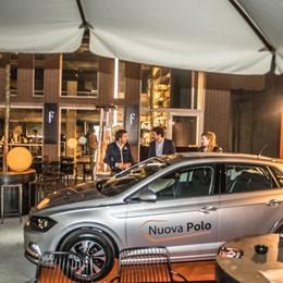 La nuova «Polo» debutta nei locali