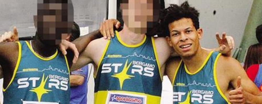Lucas, lo sprinter con il sorriso «In Brasile aveva fatto da padre ai fratelli»