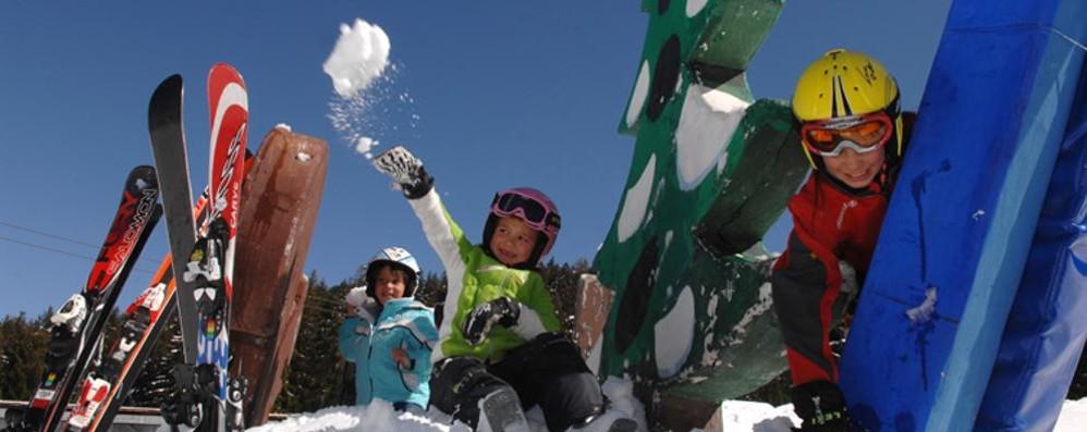 Val di Fiemme in pista Si scia dal 25 novembre