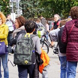 A Gorle il preside vieta di rincasare soli Anche alle medie alunni con i genitori
