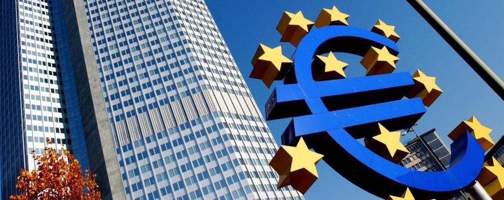 La politica monetaria della Banca Europea