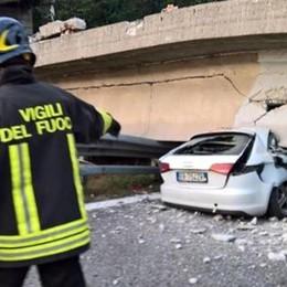 Un anno fa il crollo del ponte di Annone L'inchiesta prosegue, la ricostruzione no