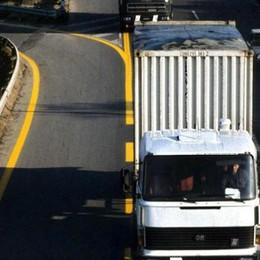 Autotrasporto, 48 ore di sciopero Ferma la logistica e la distribuzione