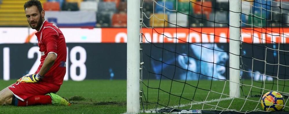 Gasperini : «Sconfitta gravissima» Giocatori subito in ritiro in vista dell'Apollon