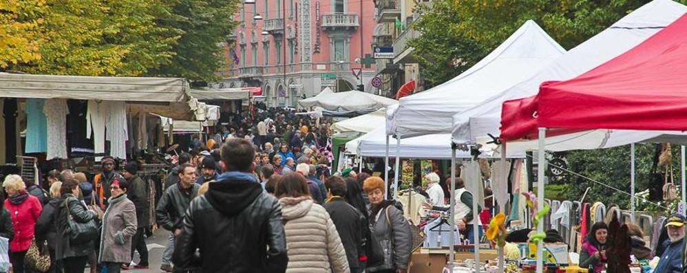 Torna la festa di via Mai a Bergamo Strade chiuse, attenzione al traffico