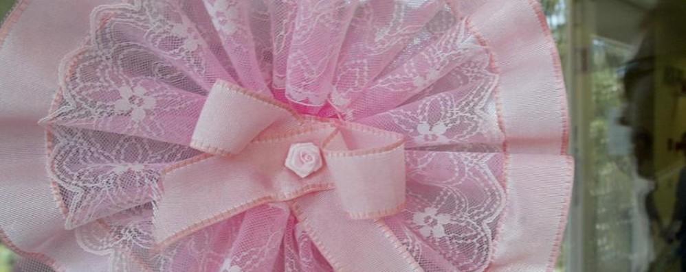 Fiocco rosa in redazione È nata Livia, figlia di Fausta Morandi