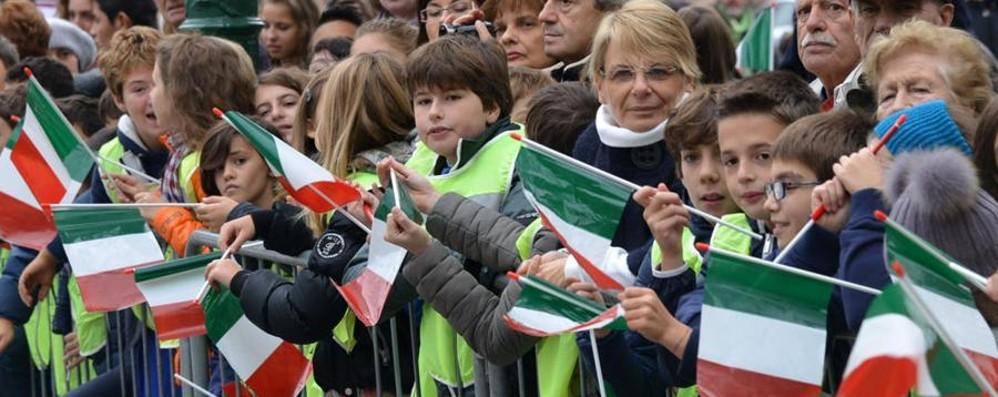 Celebrazioni del 4 novembre Ecco gli appuntamenti a Bergamo