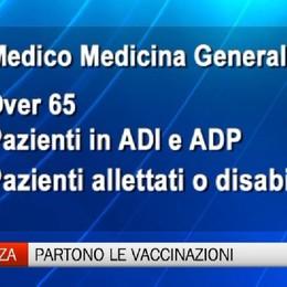 Salute - Parte la Campagna di vaccinazione anti-influenzale dell'ATS