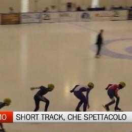 Short track, il pattinaggio su ghiaccio di velocità