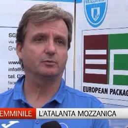 Calcio femminile, Atalanta Mozzanica-Juventus 0-3