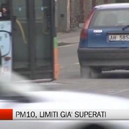Smog - Polveri sottili già oltre i limiti