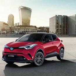 Toyota rinnova la gamma C-HR Nuovo allestimento Trend