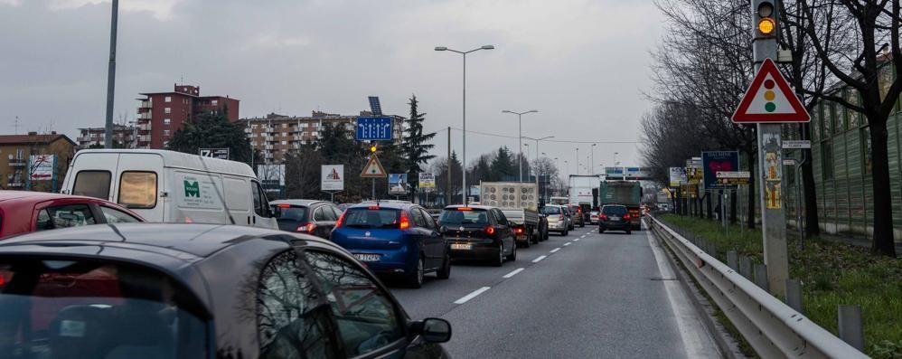 Ecco come evitare code e traffico  A4, migliora la situazione