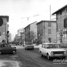 Gli anni Sessanta in via Broseta Una strada nella città che cambia