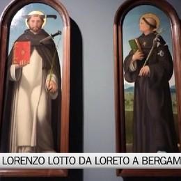 In mostra l'ultimo Lorenzo Lotto  Da Loreto a palazzo Creberg a Bergamo