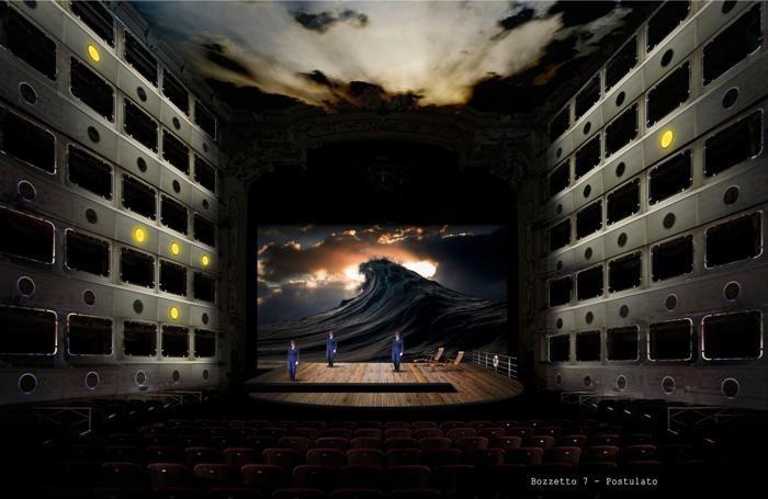 Ettore Majorana, opera lirica 2017