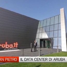 Ponte San Pietro, inaugurato il Data Center di Aruba