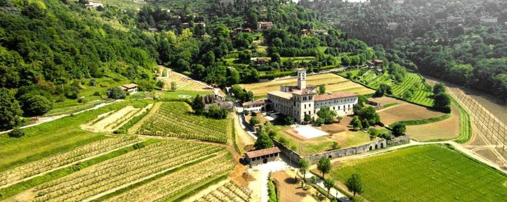 Primi «assaggi» di G7 a Bergamo Bio-mercati e stand in centro e ad Astino