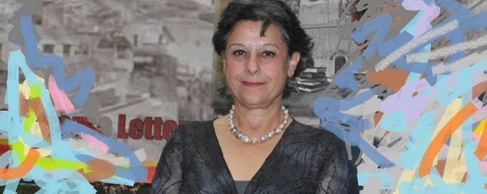 «In...chiostro» a Treviglio  Simonetta Agnello Hornby
