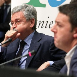 La doppia partita tra Renzi e D'Alema