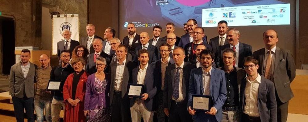 Start Cup Bergamo, ecco il vincitore È Ermes, la carrozzina elettronica