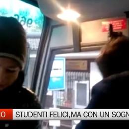 Strada degli Orridi riaperta, studenti felici lanciano un nuovo appello