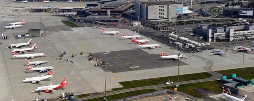 Svizzera,prende treno e aereo (da sola) Bambina di 7 anni elude tutti i controlli