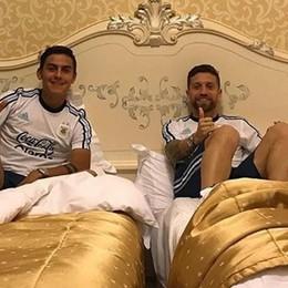 Atalantini in nazionale, Gomez a Mosca Cornelius alla ricerca del posto