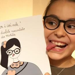«Avere il diabete non è poi così male» A 10 anni affronta la malattia col sorriso