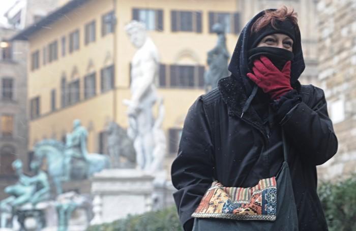 Copritevi Arriva Il Freddo Da Lunedì Temperature Giù Bergamo