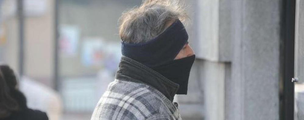 Copritevi, arriva il freddo Da lunedì temperature giù
