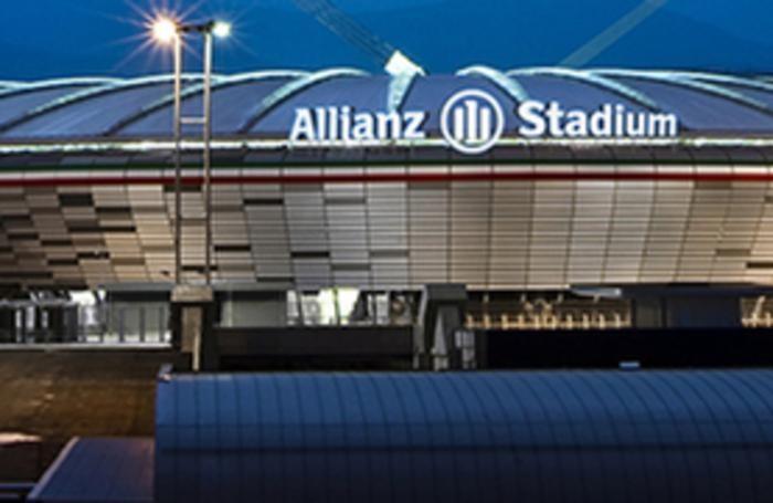 La nuova denominazione dello stadio della Juventus