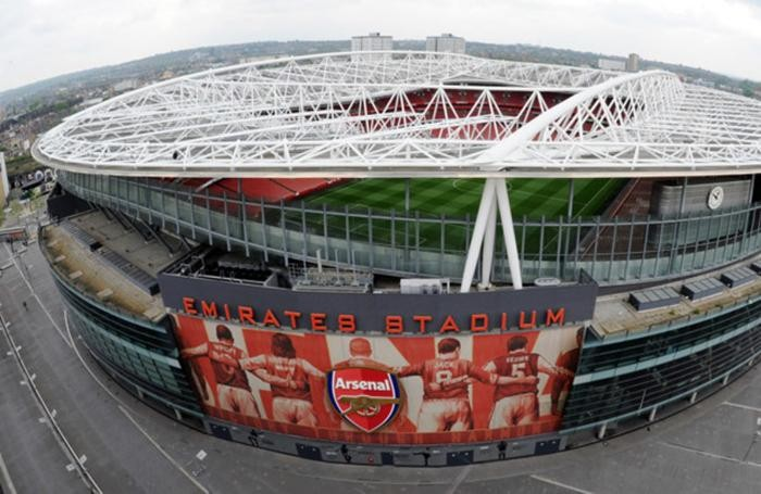 L'Emirates di Londra