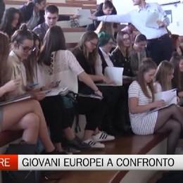 Trescore - Un confronto tra giovani europei