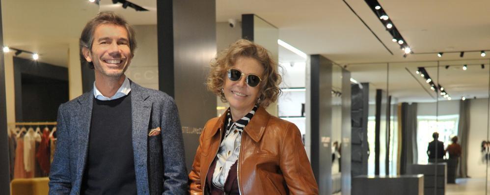 Tiziana Fausti apre boutique per bambini Sul Sentierone anche Balenciaga