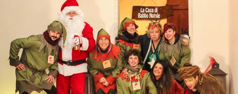 Babbo Natale cerca casa E la trova (anche) a Lovere