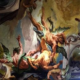 San Michele all'Arco, raccolta fondi  Al via la sistemazione degli affreschi