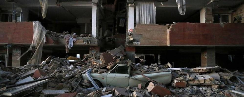 Terremoto tra Iraq e Iran, oltre 200 vittime Sisma anche in Costa Rica - Foto