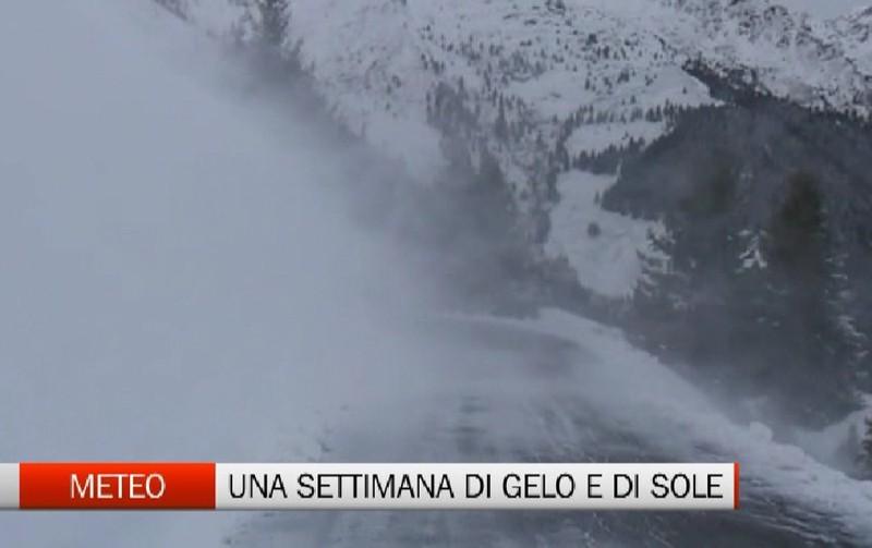 Freddo E Sole Lo Spettacolo Delle Orobie Sotto La Neve Video Bergamo