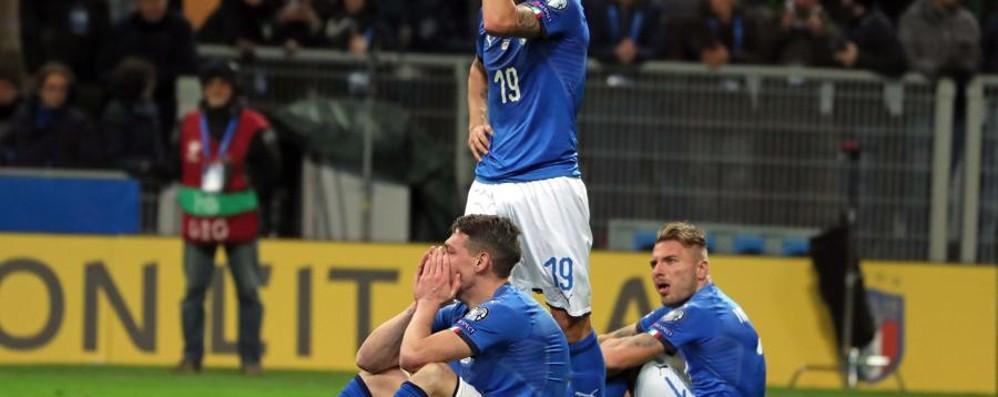 Fuori dai Mondiali L'Italia s'è persa